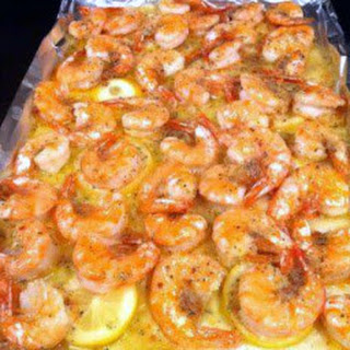 Easy Shrimp.