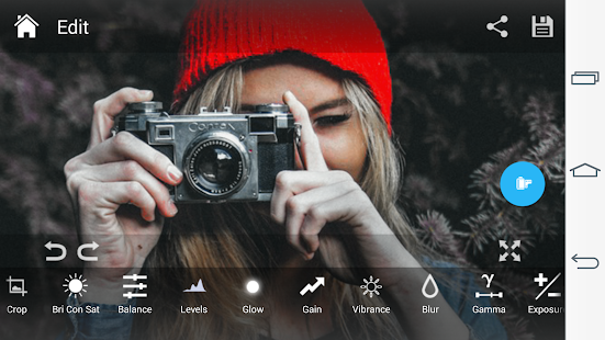 Photo Editor - Pixerist FX Pro Screenshot