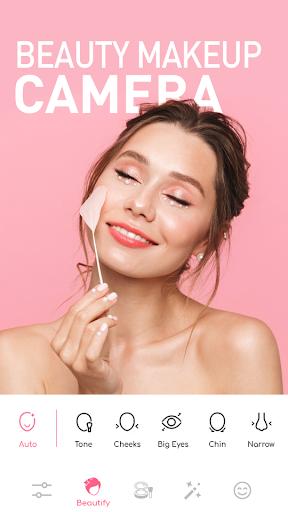 Beauty Camera Plusu2013 Sweet Selfie u2665 Makeup Editor 5.5.68 screenshots 2