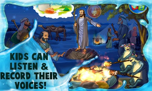 Moses - Kids Bible Story Book- screenshot thumbnail