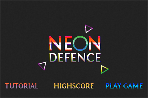 Neon Defence