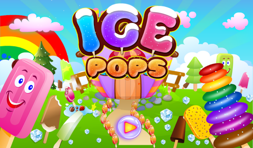 Frozen Ice Pops Maker