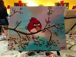 Photo: The Red Bird
