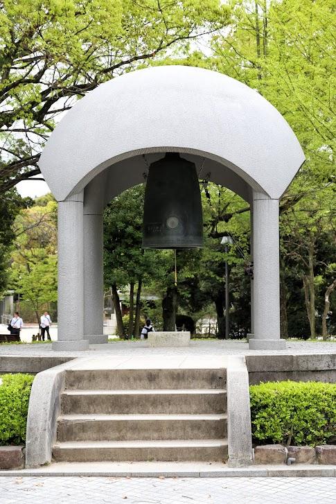 Hiroszima, Park Pokoju