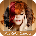Hair Color Changer 1.2 Apk