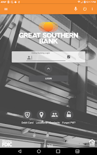 Great Southern Mobile Banking- screenshot thumbnail