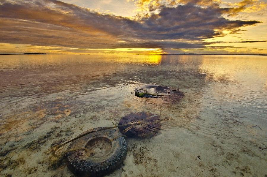 Good Morning by Rafael Bunda - Landscapes Waterscapes