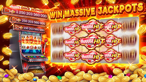 Huuuge Casino Slots - Best Slot Machines screenshot 2