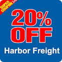 Harbor Freight Coupons icon