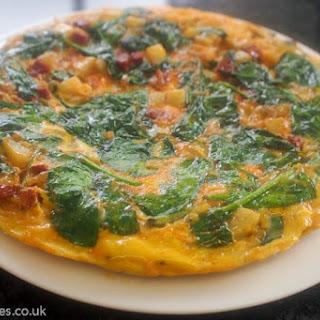 Spinach Potato Frittata Recipes