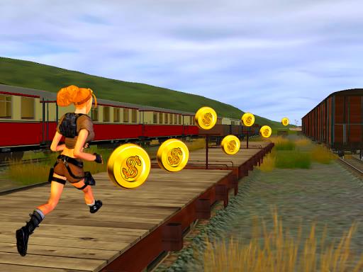 Jungle Train Game 2016