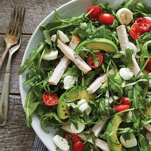 recipe: pampered chef cobb salad recipe [27]