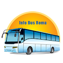RomeInfoBus. Bus Stops and Arrivals icon