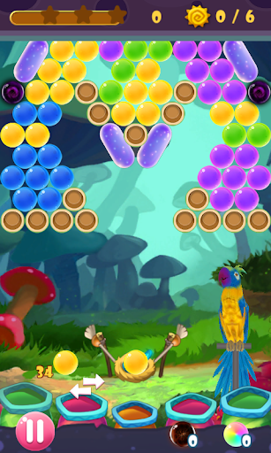 Parrot Bubble apkpoly screenshots 5