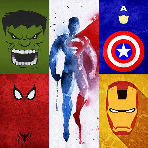 Super Hero Wallpaper (4k) (app)