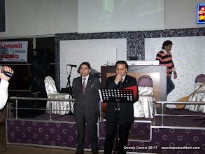 Photo: Dernek Başkanı Gürbüz Gökbulut