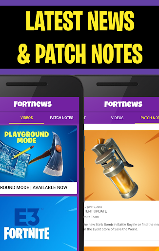 Download Fortnews - Companion for Fortnite on PC & Mac with