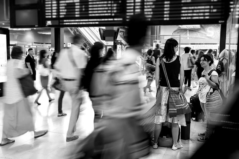 Dove fermano i treni di Simone De Barba