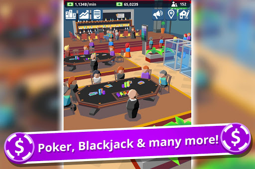 Idle Casino Manager - Business Tycoon Simulator 2.1.2 screenshots 5