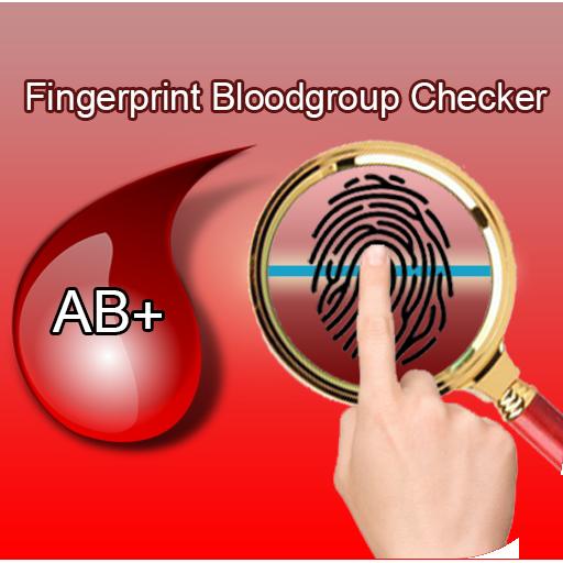 Finger Bloodgroup Check Prank