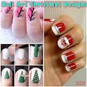Nail Art Christmas Designs icon
