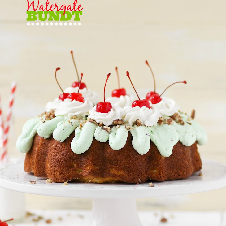 Watergate Bundt Cake Recipe