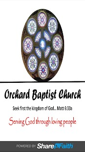 Orchard Baptist Church Mobile- screenshot thumbnail