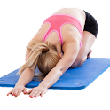 Yoga For Stress Relief icon