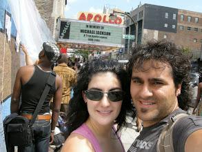 Photo: Teatro Apollo. Homenaje a Michael Jackson.
