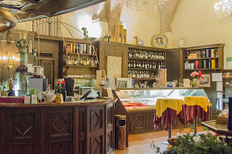 Photo: The bar in Caffe de Perugia