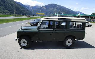 Land Rover Serie II Rent Niederösterreich