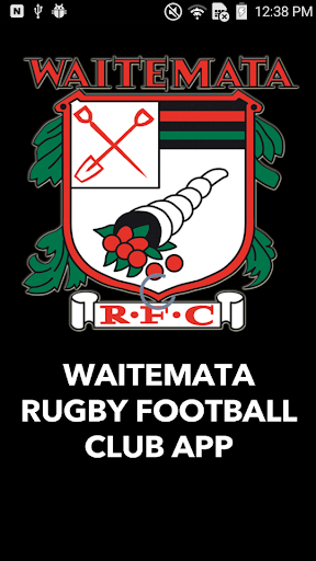 Waitemata Rugby Club App