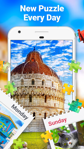 Jigsaw Puzzles - Puzzle Game 1.5.0 screenshots 4