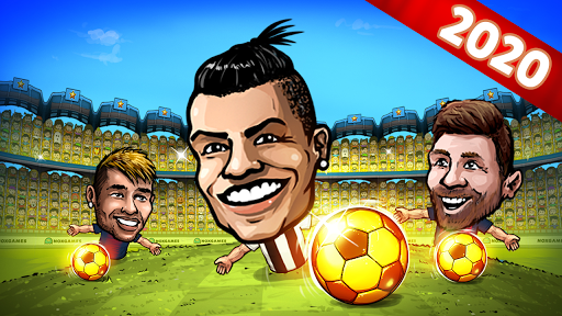 Merge Puppet Soccer: Headball Merger Puppet Soccer apkdemon screenshots 1