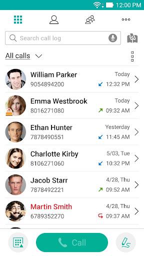 ZenUI Dialer & Contacts 2.0.4.24_180703 screenshots 4