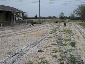 Photo: Keeping the station tracks clear.  HALS 2009-0228