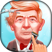 Trump Makeover Salon