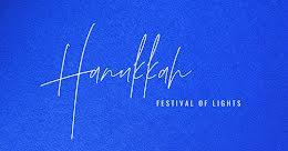 Festival of Lights - Hanukkah item