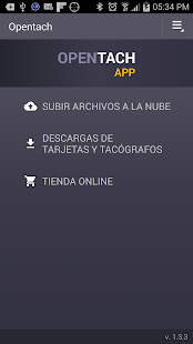OPENTACH | Descarga de datos- screenshot thumbnail