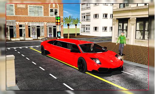 Limo Driving Simulator - náhled