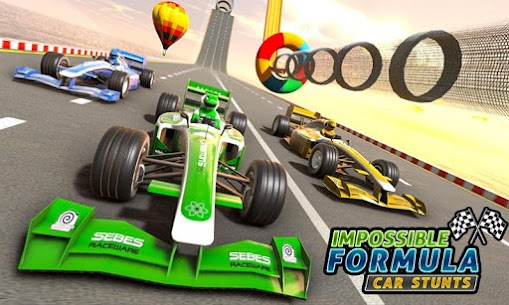 Formula Car GT Racing Stunts- Impossible Tracks 1