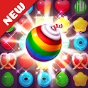 Sugar Land - Sweet Match 3 Puzzle icon