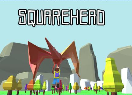 SquareHead - náhled