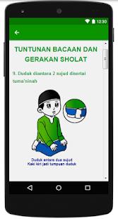 Panduan Shalat Fardhu & Sunnah Terlengkap Offline - náhled