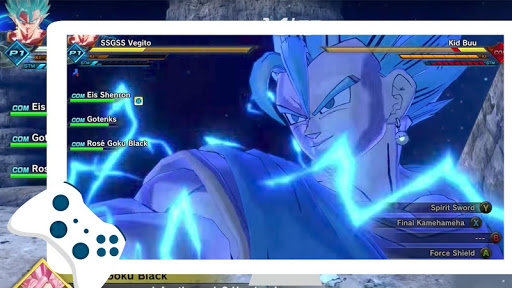 Goku Saiyan Ultimate: Xenoverse Battle for PC