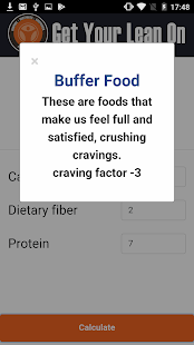Craving Factor Formula- screenshot thumbnail