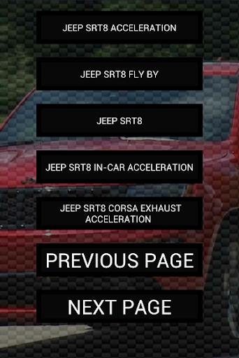 玩免費遊戲APP|下載Engine sounds of SRT8 app不用錢|硬是要APP
