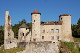 Photo: Château de Laroquebrou (Petite cité de Caractère)