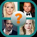 Hollywood Actors - Quiz Game icon