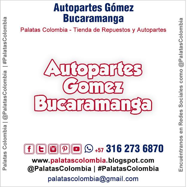 Autopartes Gomez Bucaramanga